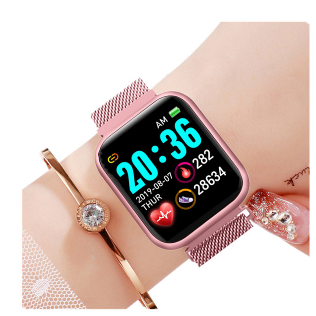 Smart Watch 2020 Heart Rate Fitness tracker Sport Smartwatch Men Women