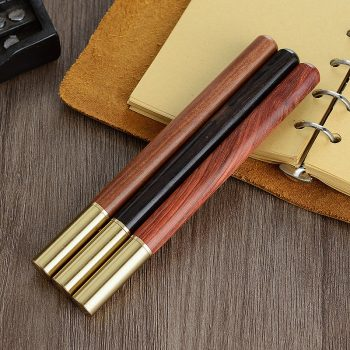 Wood Ballpoint Pens Rollerball Pen Rose Gold Pen Pens for Writing Promotional Gifts Customized Logo Ball Point Pen